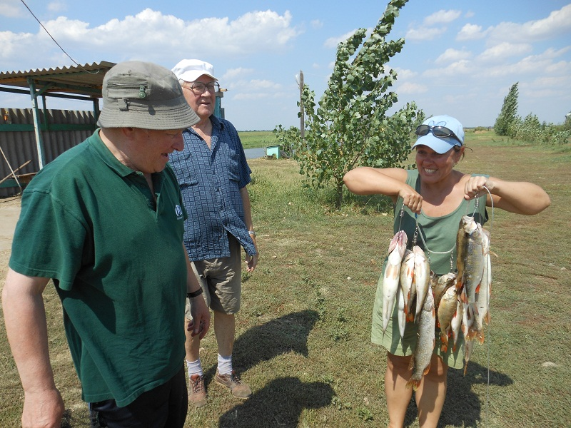волга ахтуба рыболовная