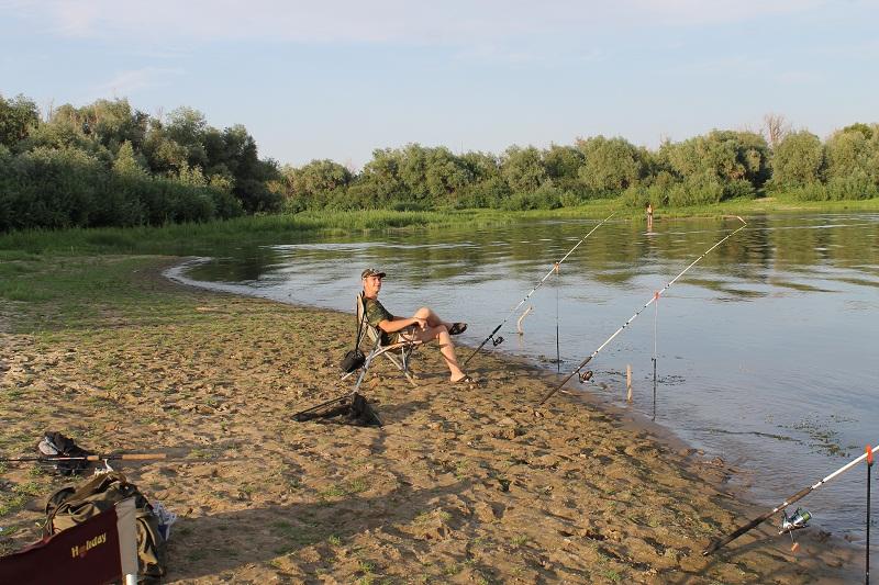 Рыбалка в пойме ахтубы весной