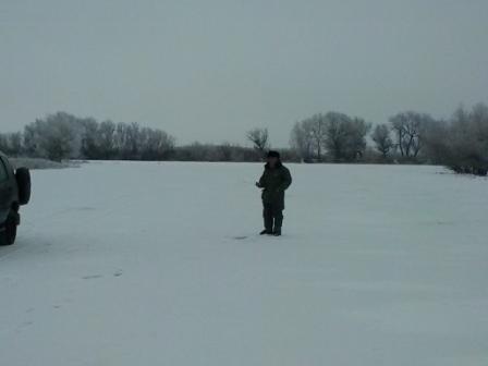 Зимняя рыбалка в селитренном видео