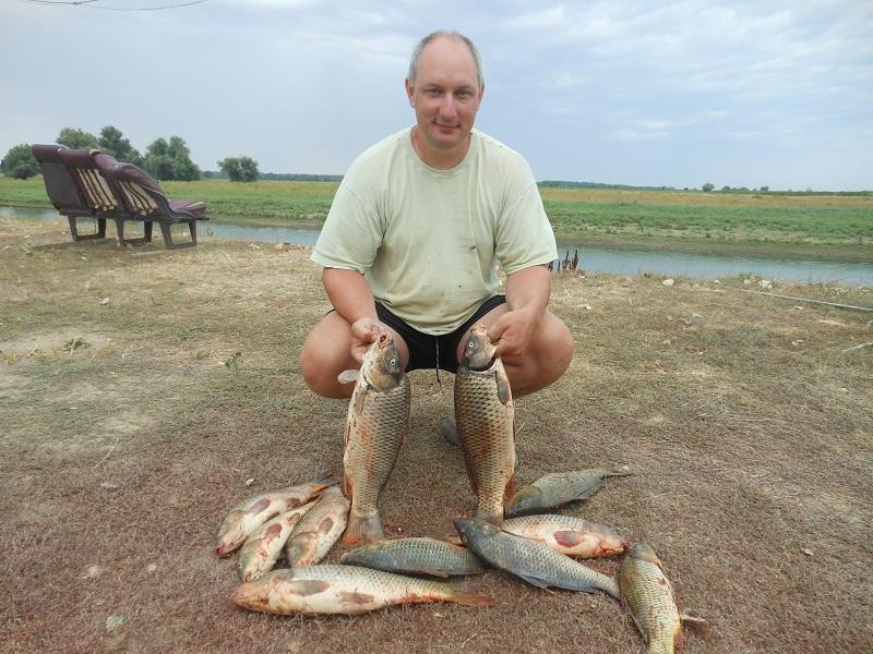 Новый закон о рыбалке на волге