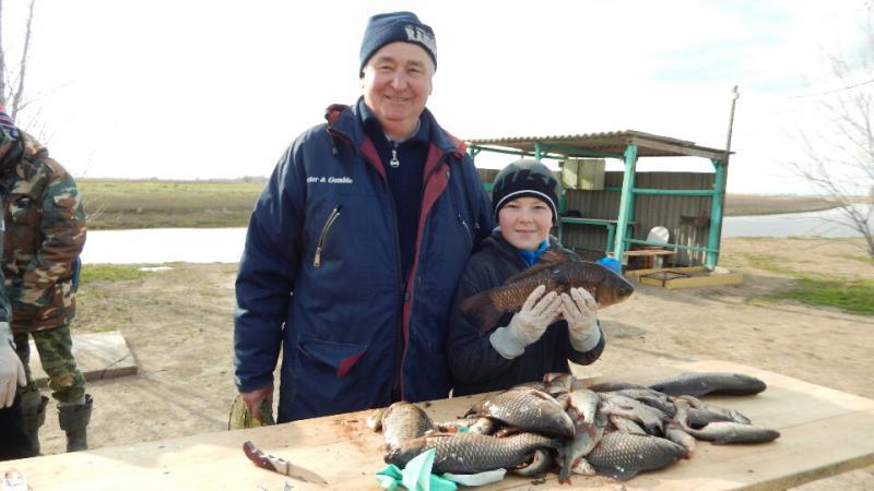 частное видео о рыбалке на ахтубе