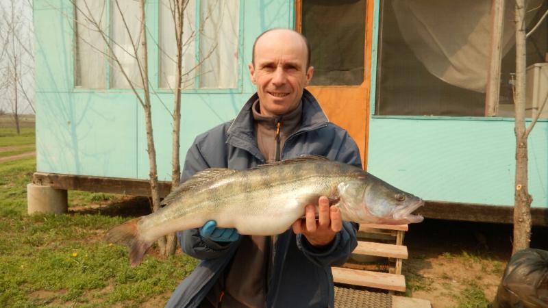 рыбалка бывшая рыболовная база